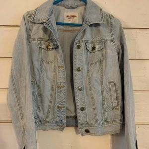 Mossimo Light Denim Jacket